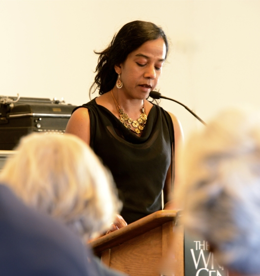 "Fiction author Ru Freeman reading ""Departure"""