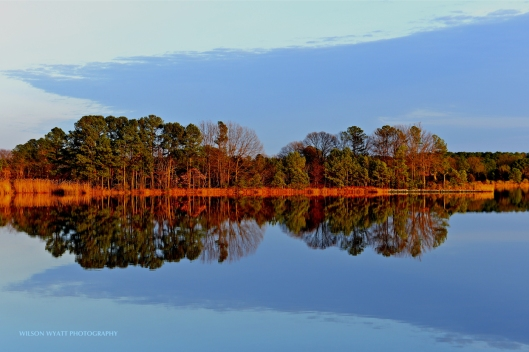 December Reflection - Click on image for larger view