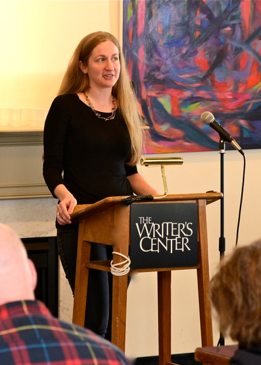Poet Arden Levine, from Brooklyn, NY, reads from her poetry in the Review as well as a selection of her latest poems.